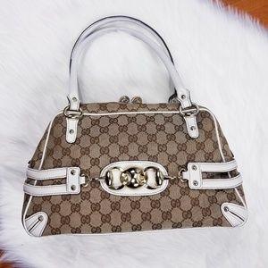 Gucci Guccissima Wave Boston bag